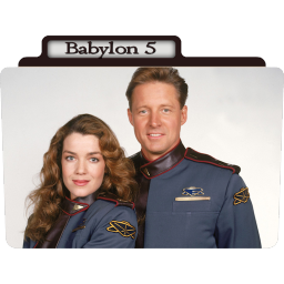 Babylon 5 5 icon