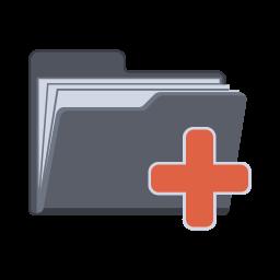 Plus Folder icon
