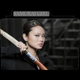Samurai Girl icon