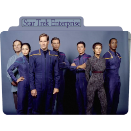 Star Trek Enterprise 1 icon