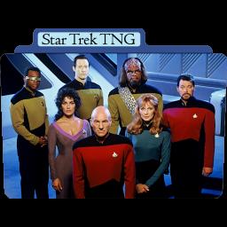 Star Trek The Next Generation 2 icon