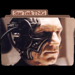Star Trek The Next Generation 4 icon