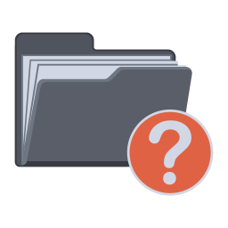 What Folder icon
