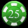 Chip 25 icon