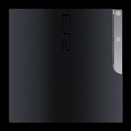 PS3 slim vert icon