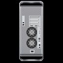 Power Mac G5 back icon