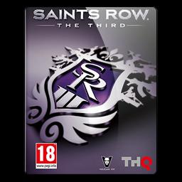 Saints Row The Third icon