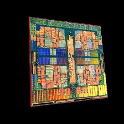 AMD Barcelona CPU icon
