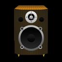 Speaker Light Wood icon