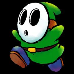 Shyguy Green icon